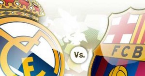 real madrid v barcelona fc