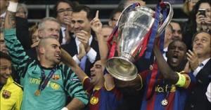 barcelona champions 2011