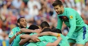 Barca Wins the League