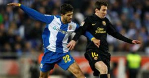 Espanyol puts a spanner in Barca's works