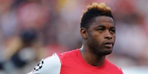 midfielder alex song