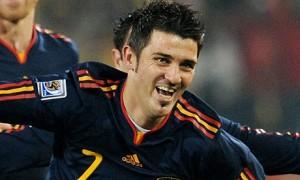 david villa returns to barca