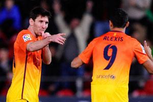 mallorca vs barcelona 2012