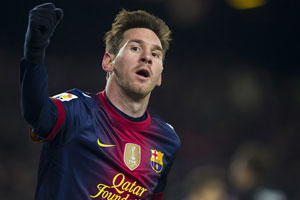 messi is made of indestructible material