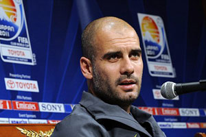 bayern munich show interest in guardiola