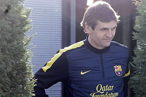 tito undergoes surgery today in barcelona