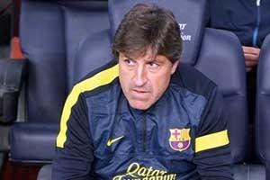 assistant coach jordi roura