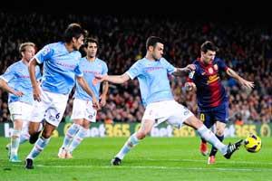 Celta vs Barcelona