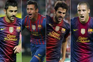 Villa Alexis Cesc and Tello