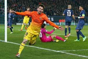 PSG vs FC Barcelona