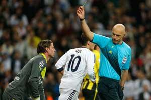Real Madrid v Dortmund