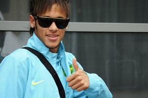 neymar presented on june 3rd