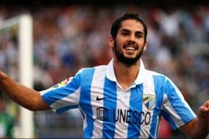 Real Madrid target Isco