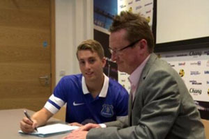 Deulofeu signs for Toffees