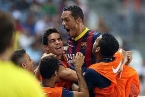 Adriano celebration