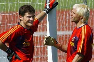 casillas and canizares