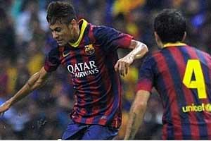 neymar and cesc