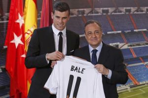 Gareth Bale presentation
