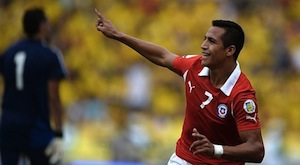 alexis sanchez wanted by manchester united