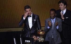 fifa ballon d-or 2013