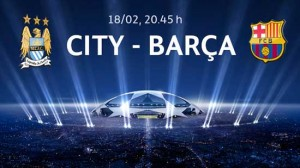 Man City vs Barcelona