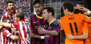 Spanish League Leaders