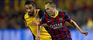 arda and iniesta