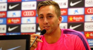 Deulofeu confident of winning a place in Barça team