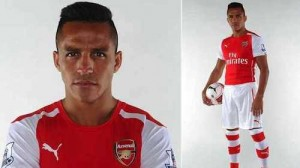 alexis sanchez arsenal fc