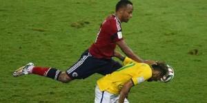 neymar broken vertebra