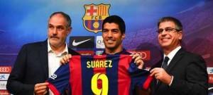 Luis Suarez transfer