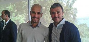 lucho and guardiola