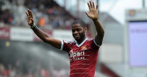 alex song west ham