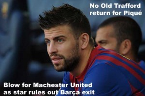 gerard pique quashes rumours of exit