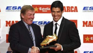 golden shoe award