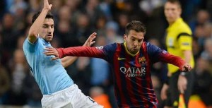 jordi alba wanted by man united and city