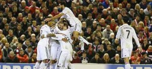liverpool vs real madrid 2014