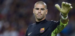 victor valdes to train with united