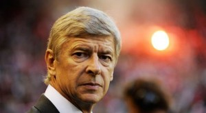 arsene wenger under fire