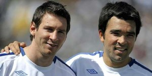 messi and deco