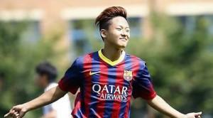 Seung Woo Lee Barcelona