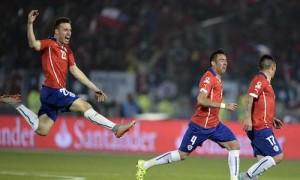 chile win copa america 2015