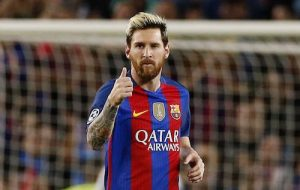 Messi runs amok against City who shot themselves in the foot