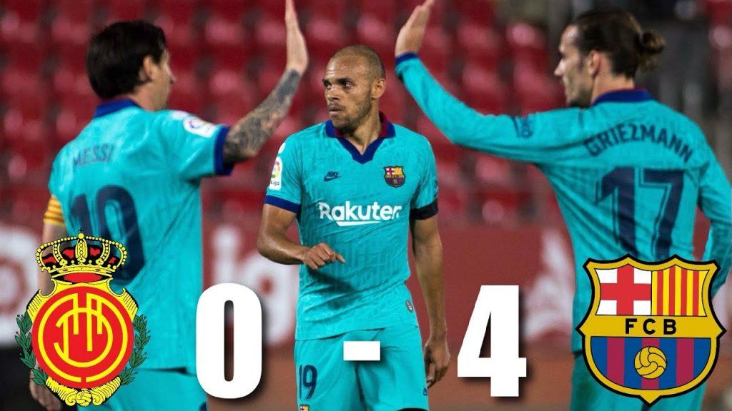 Mallorca-v-Barcelona-June-2020